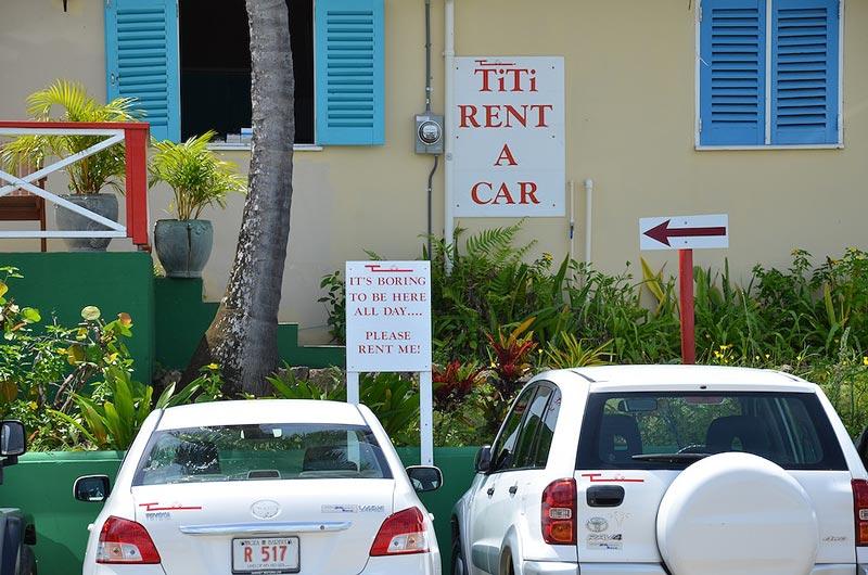 Titi Rent A Car