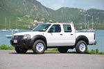 A-3 Nissan Frontier